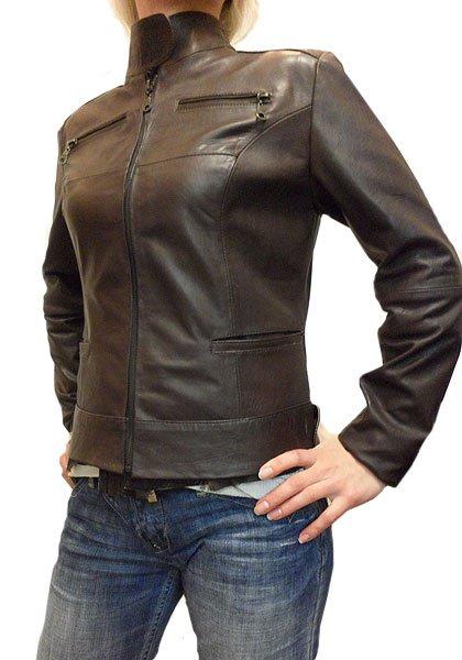 шкіряна куртка ремонт