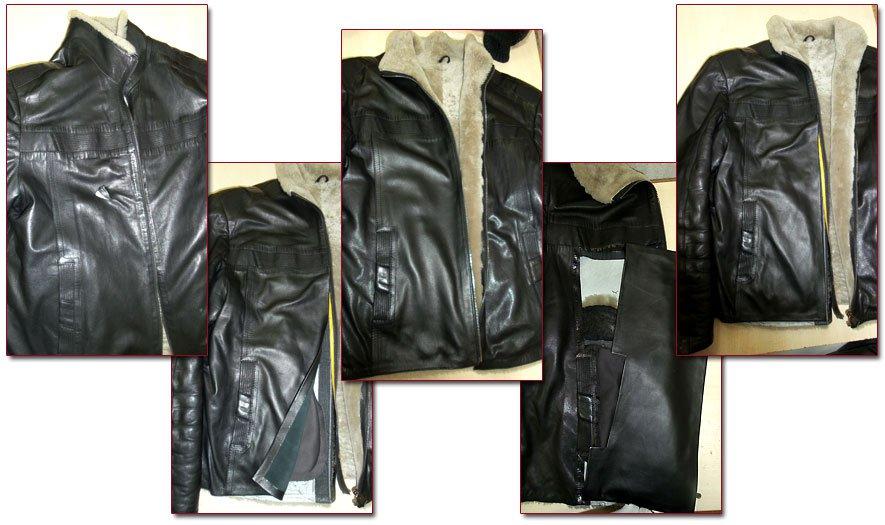 Ремонт и реставрация изделий из меха и кожи недорого