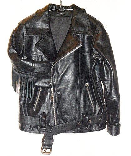 куртка дитяча шкіра косуха