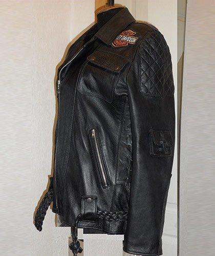 куртка шкіряна косуха