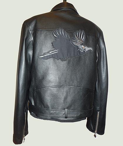Куртка шкіряна продаж
