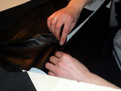 пошив изделий из меха