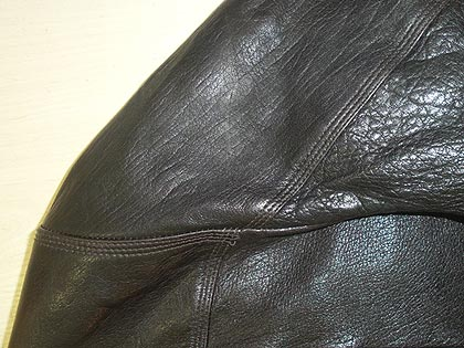 ремонт натуральної шкіри